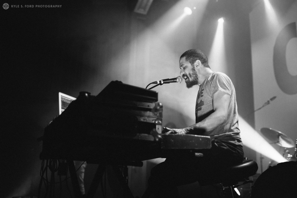 Manchester Orchestra, Devin Devine, Balance and Composure Live at the Neptune Seattle