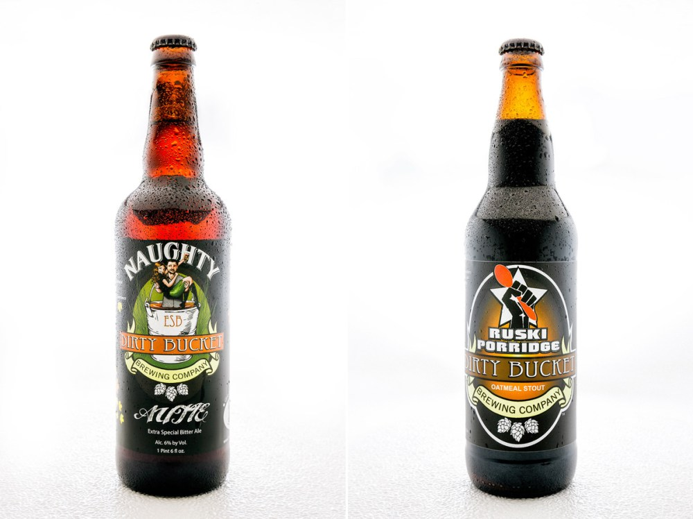 Brewery Product Photography