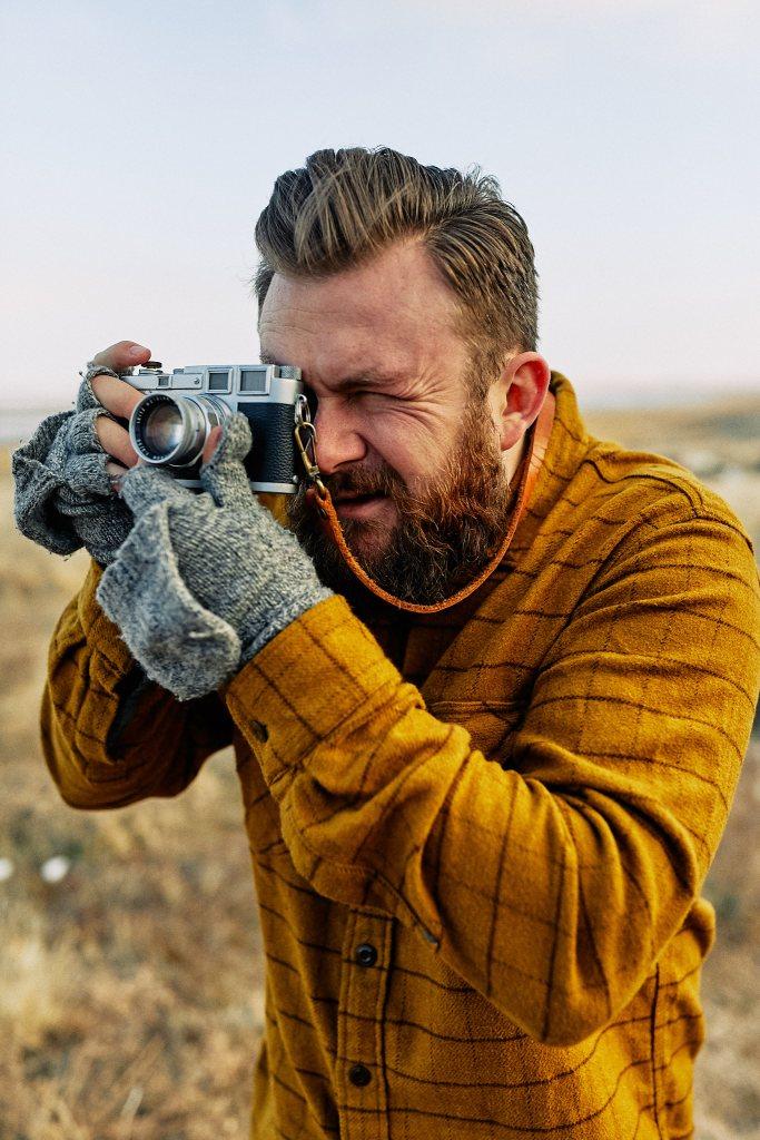 shooting film on leica m3
