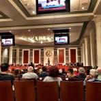 Inside City Hall