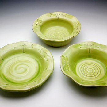 dragonfly bowls