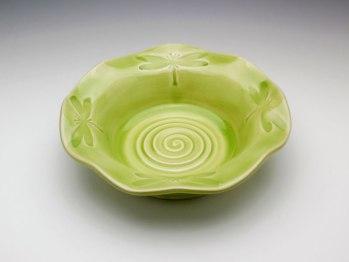 "6"" dragonfly bowl"
