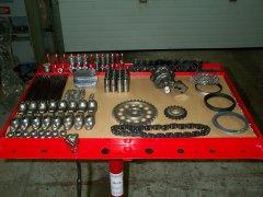 85 Chevy Shortbox - engine rebuild 4