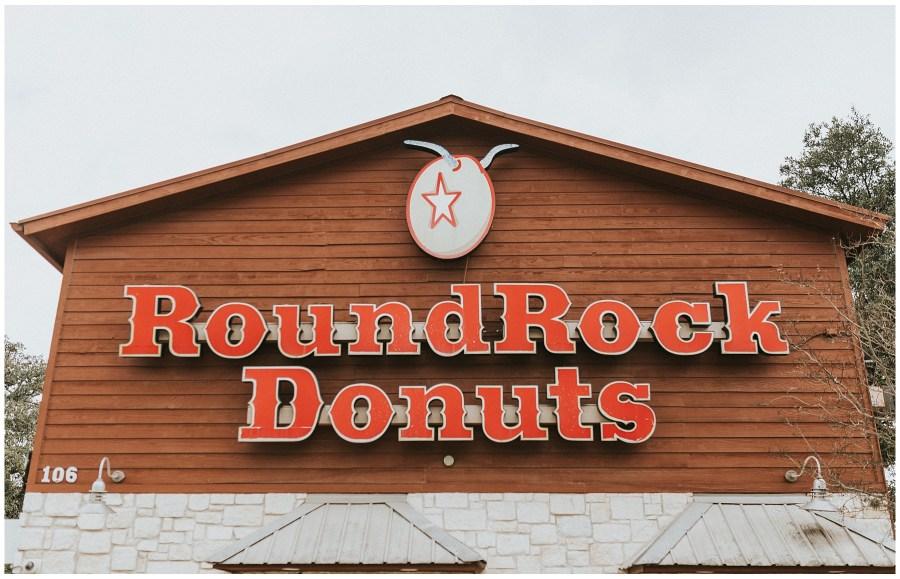 Round Rock Donuts
