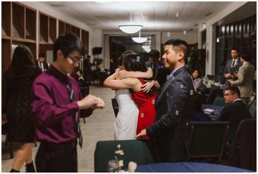 Teyen & Victor Intimate Crystal Lake Wedding