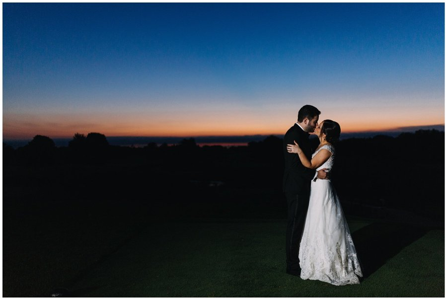 Kristina & Vincent Makray Memorial Golf Club Wedding