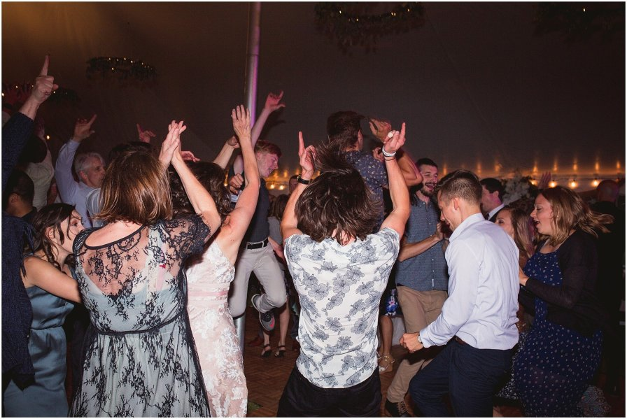 Chicago Wedding Dance Party Reception