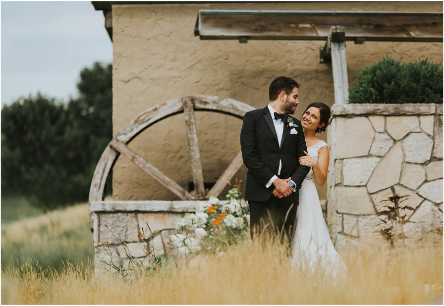 Makray Golf Course Chicago Wedding Engagement Photographer