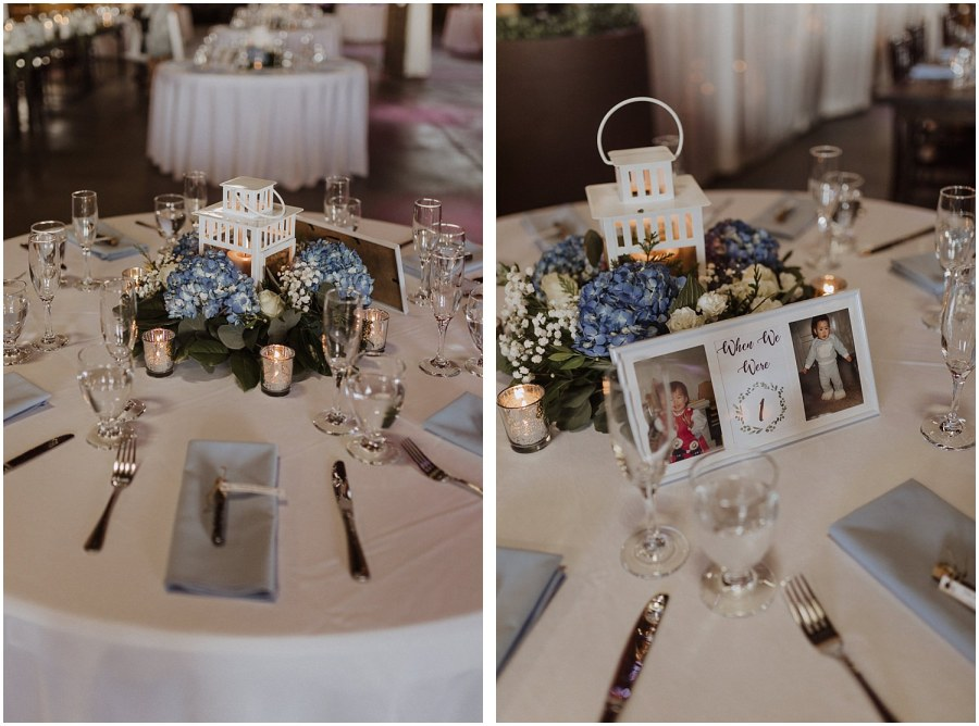 thomas family farm seattle snohomish wedding reception details