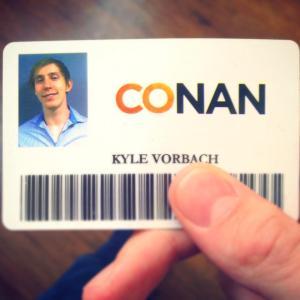 Kyle Vorbach Conan ID