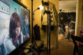 filming New Peter Wendy Season One