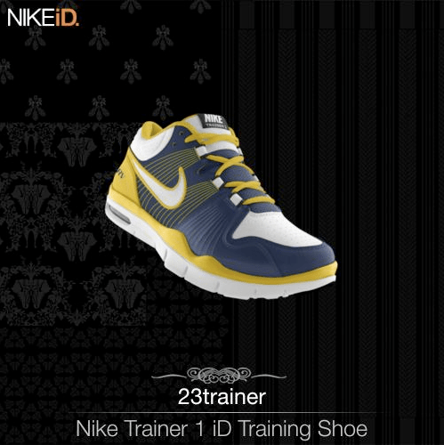23Trainer by Nike