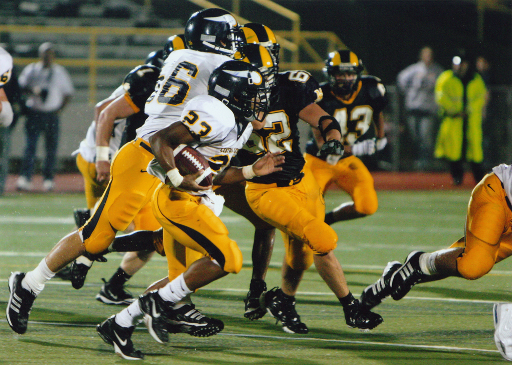 Kyle Wilson - Central Catholic Running Back