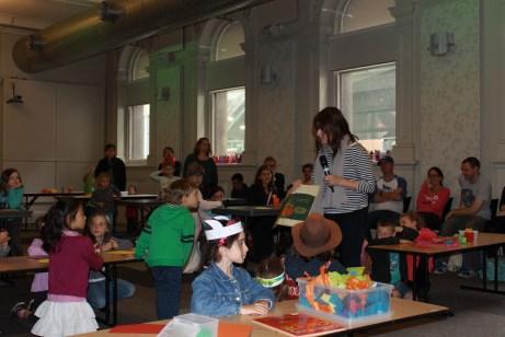 Childrens Book Festival SLV