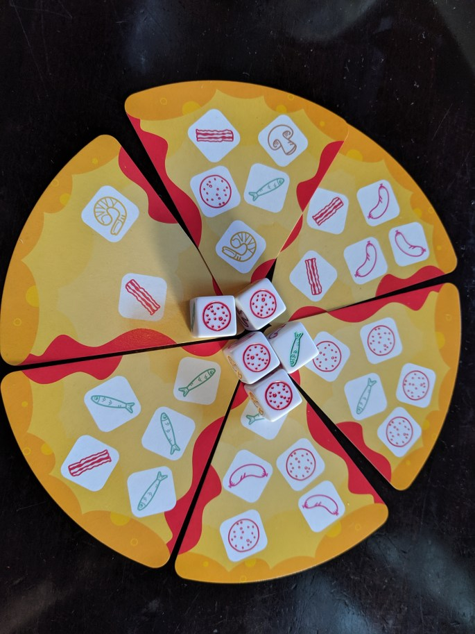 Pizza Party Game