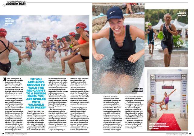 Women's Running Australia
