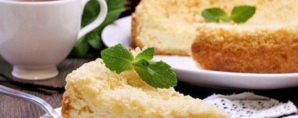 Королевская ватрушка с творогом – 9 рецептов в духовке с ...