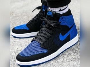 Nike jordan 1 OG knit