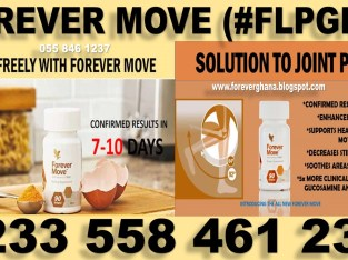 FOREVER MOVE (FOREVER LIVING PRODUCTS)