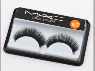 3D M.A.C color thick mink Eyelashes