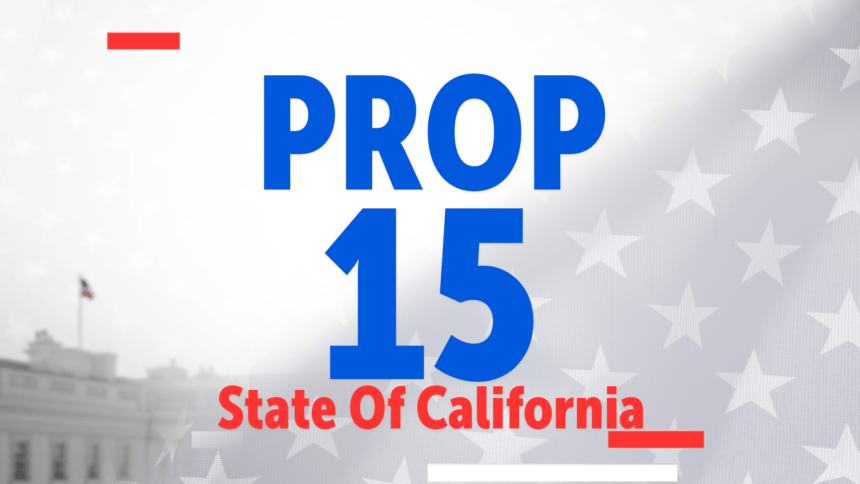 California Proposition 15, which would have created a split roll property tax, defeated