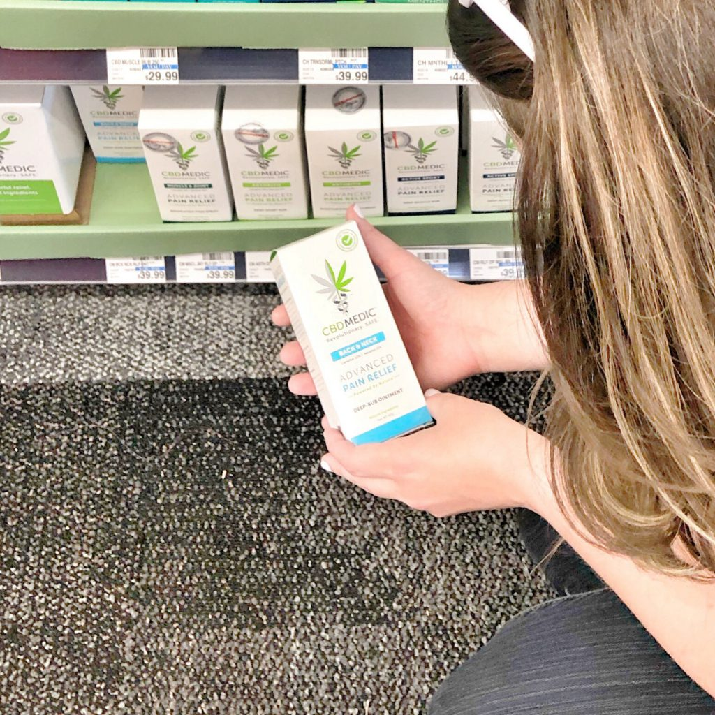 {sponsored} Looking for a natural alternative to back and neck pain relief? CBDMEDIC Back & Neck Pain Relief is just the ticket. The THC free formula is full of natural ingredients and is available at your local CVS pharmacy!