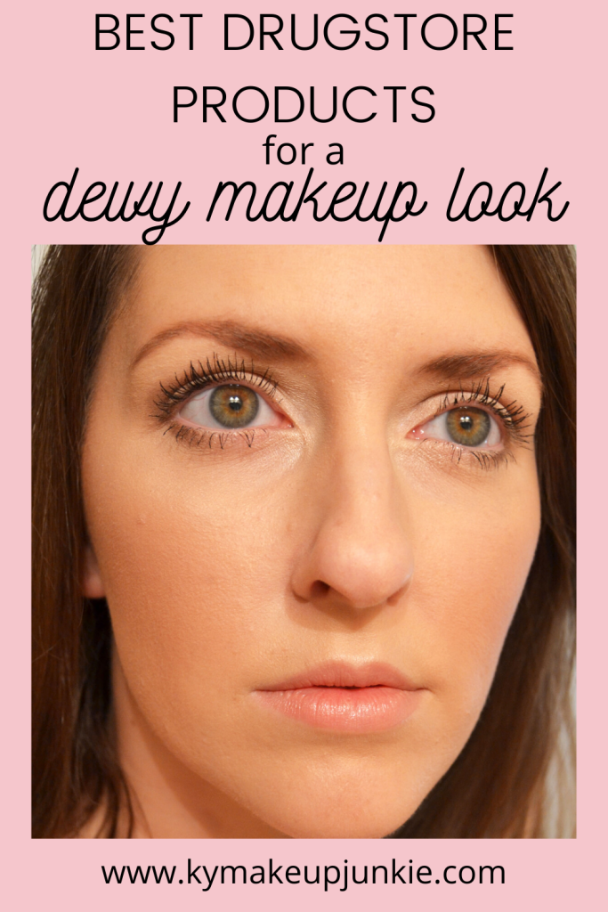 find the best drugstore products for a dewy makeup look. There are a few products that do a great job of achieving this look without breaking the bank!