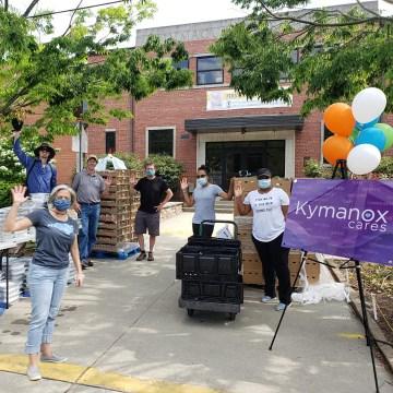 Kymanox Cares Event