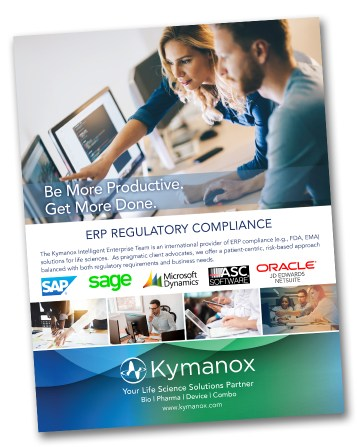 ERP Regulatory Compliance