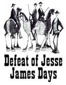 Defeat of Jesse James Days