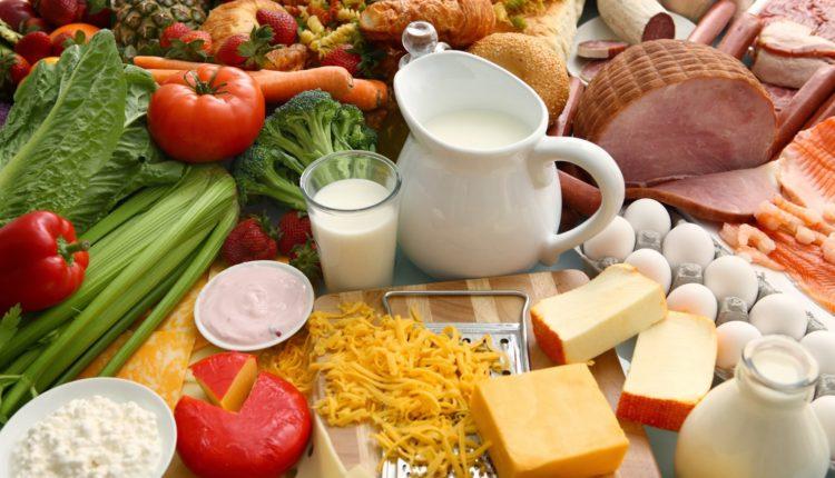 Thực đơn cho chế độ ăn kiêng low-carb