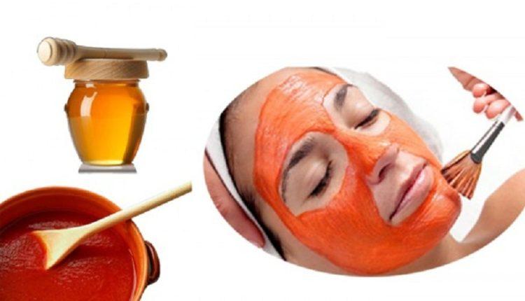 Phương pháp tẩy tế bào chết bằng mật ong và cà chua
