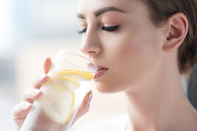 6 cách giảm cân bằng chanh lấy lại vóc dáng trong 1 tuần