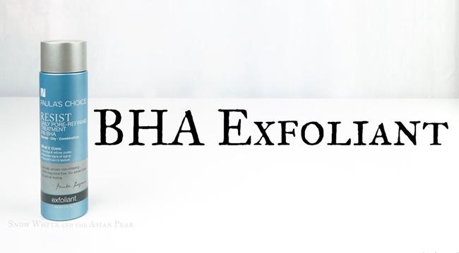 Sản phẩm chứa AHA EXfoliant