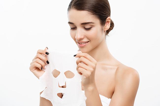 Đắp mặt nạ tầm 15-20 phút là đủ để cung cấp dưỡng chất cho da