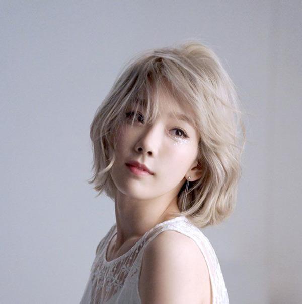 Mái tóc tỉa Layer của Kim Taeyeon