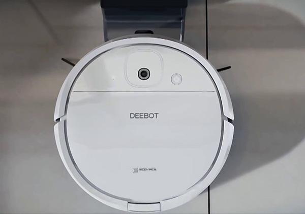 Hình ảnh thực tế Ecovacs Deebot DJ35