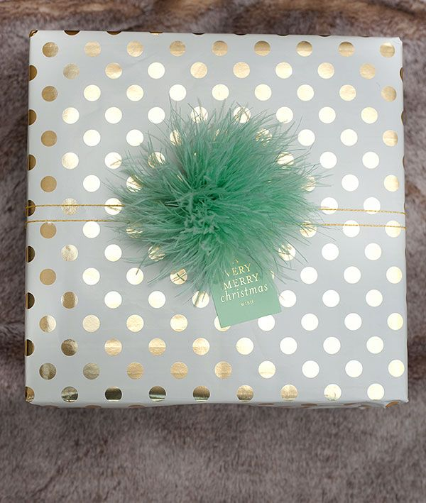 Beautifully wrapped presents- Kynzah.com