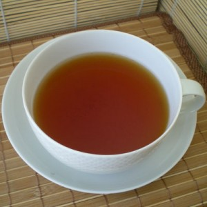 国産紅茶山片茶園在来奥武蔵2013年オリジナル水色