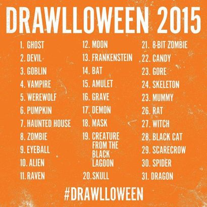 Drawlloween2015
