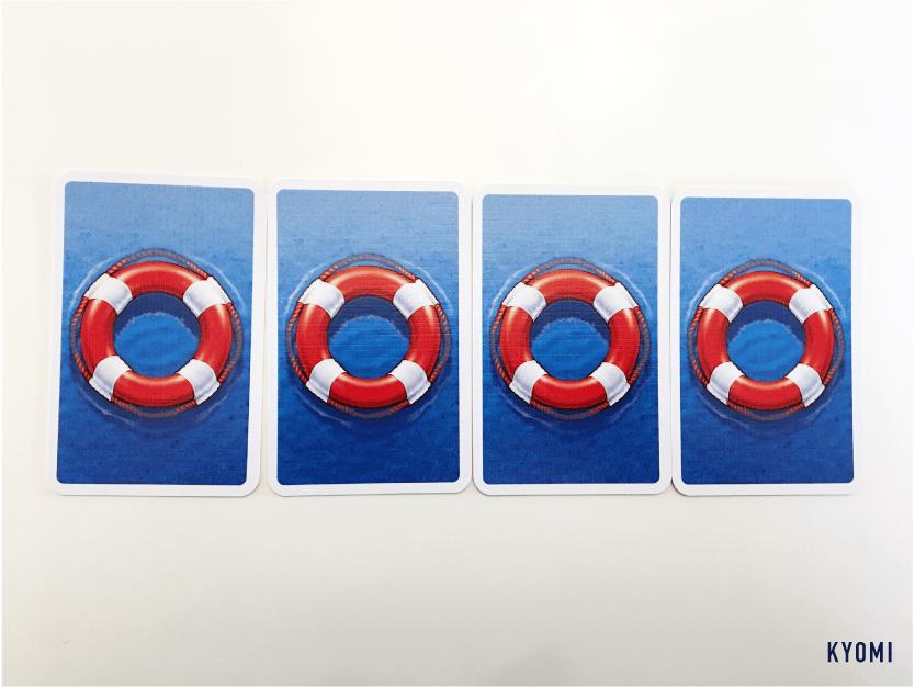 ぶくぶく-写真-浮き輪カード