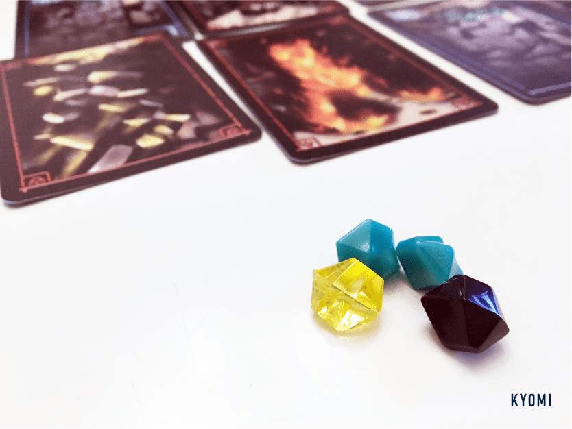 インカの黄金-写真-ゲームプレイの様子
