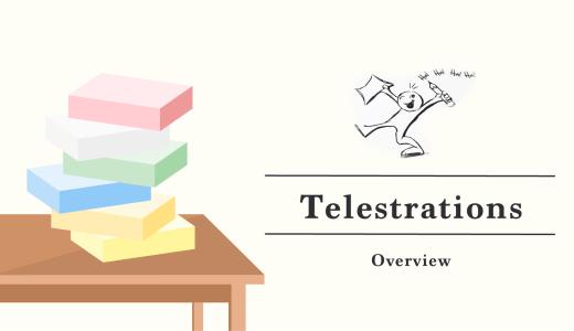 【爆笑】お絵かき伝言ゲーム『テレストレーション』が超面白い!