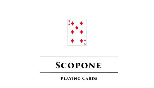 スコポーネ/Scopone 超おすすめトランプゲーム紹介