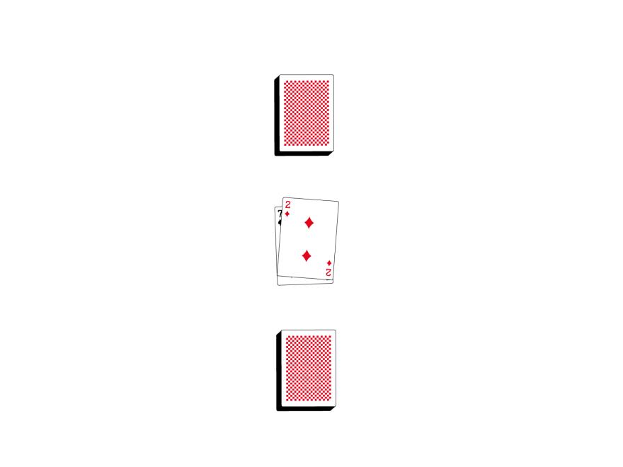 すかんぴん-ルール-カードを置いていく