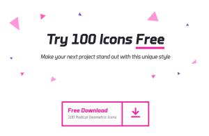 EGO フリー素材ダウンロード画面