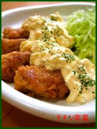 tarutarusoosu-1 チキン南蛮レシピ むね肉で揚げずに作る