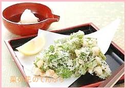 nanohana 菜の花 レシピ おひたし以外にも調理法はあります
