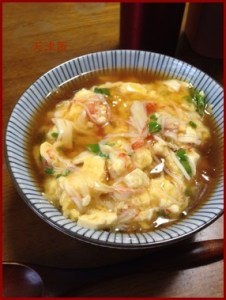 tensinhan0423-1 天津飯 レシピ 初心者でも簡単に作れます。