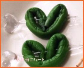 ha-to614-1-1 お弁当 レシピ 簡単 かわいいハートの作り方